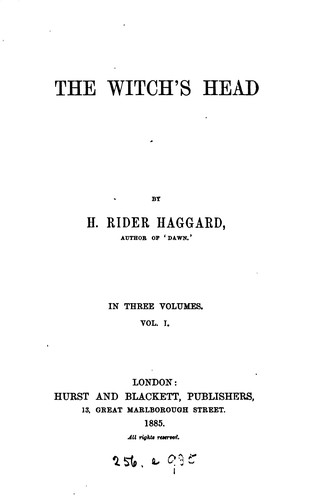 Download The witch's head