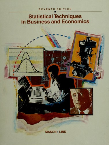 Download Statistical techniques in business and economics