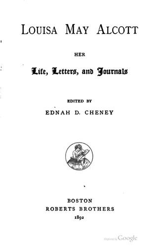 Download Louisa May Alcott
