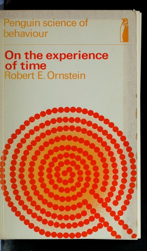 On the experience of time