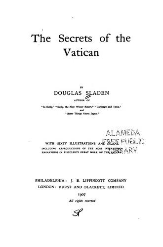 The secrets of the Vatican