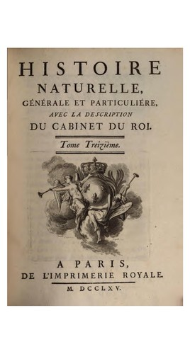 Histoire naturelle, generale, et particuliere, avec la description du Cabinet du roy… ser. 1-6
