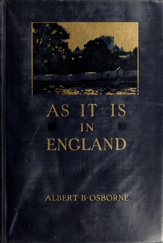 As it is in England