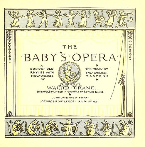 Download The baby's opera