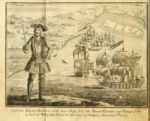 A General History of the Pyrates, from Their first Rise and Settlement in the Island of Providence, to the present Time.