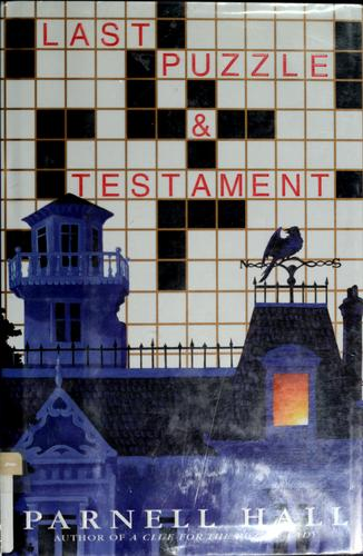 Download Last puzzle & testament