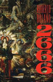 2666: A Novel [Hardcover] by Roberto Bolano and Natasha Wimmer