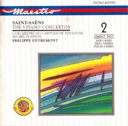 Camille Saint-Saëns - Klavierkonzert Nr. 1 D-Dur, Op. 17, III. Allegro Con Fuoco