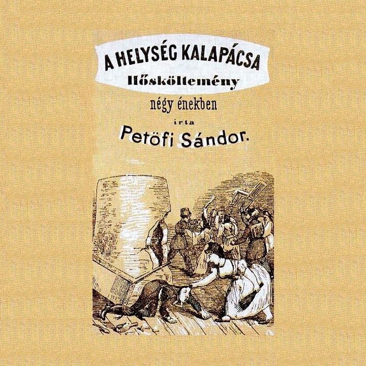 Petőfi Sándor: A helység kalapácsa - Hangoskönyv (Előadja: Szabóné Zsóka)