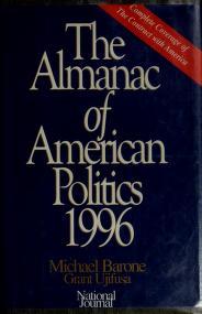 Cover of: Almanac of American Politics | Michael Barone