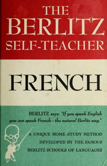 Cover of: Berlitz Self Teacher   Berlitz Schools of Languages