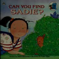Cover of: Can You Find Sadie? (Look-Look) | Susan Miller