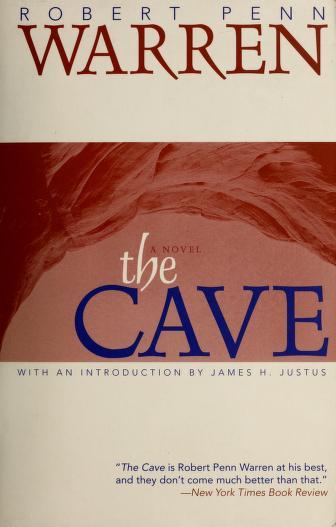 Cover of: The cave | Robert Penn Warren