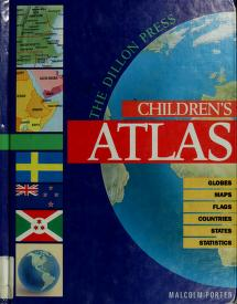 Cover of: The Dillon Press Children's Atlas | Malcolm Porter