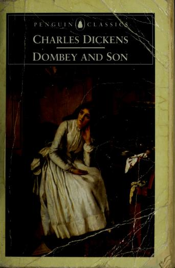 Cover of: Dombey and Son | Nancy Holder