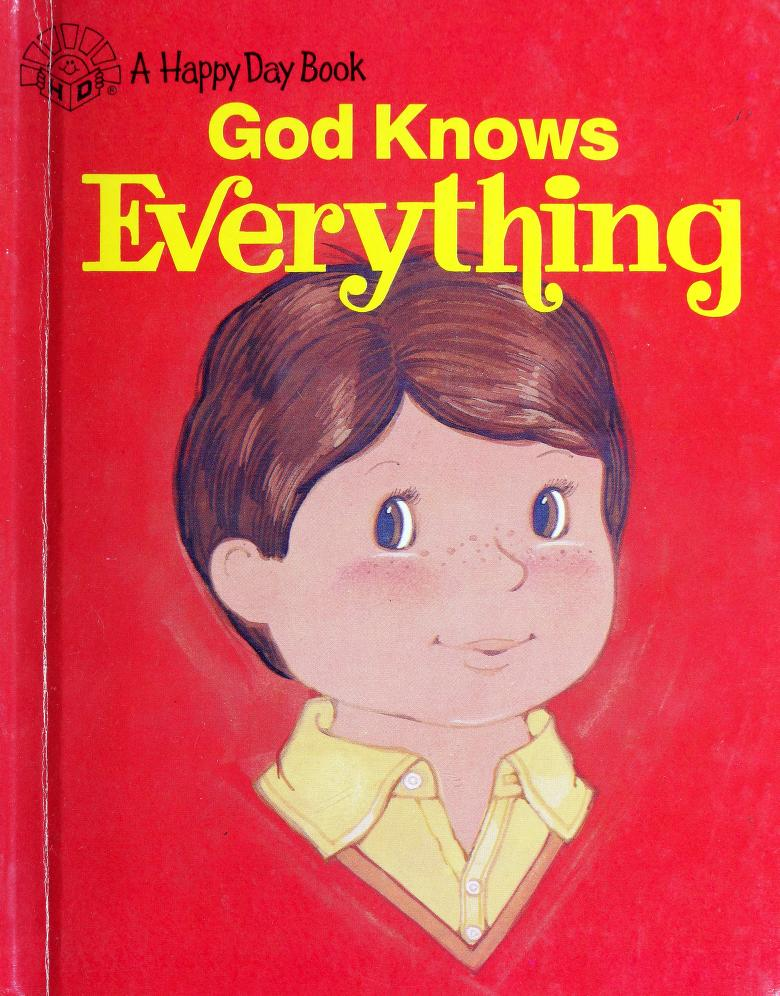 God Knows Everything/3485 (Happy Day Books) by Elaine Watson