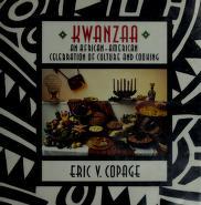 Cover of: Kwanzaa   Eric V. Copage