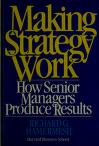 Cover of: Making strategy work