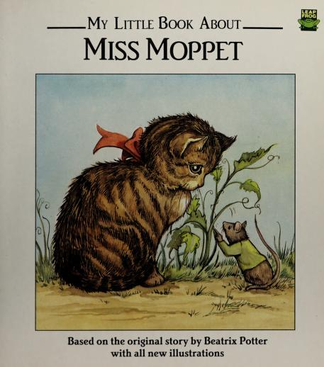 MY LITTLE BOOK ABOUT - MISS MOPPET by