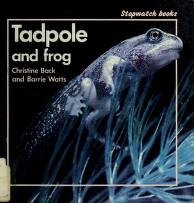 Cover of: Tadpole and frog | Christine Back