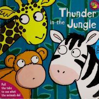Cover of: Thunder in the jungle | Shaheen Bilgrami