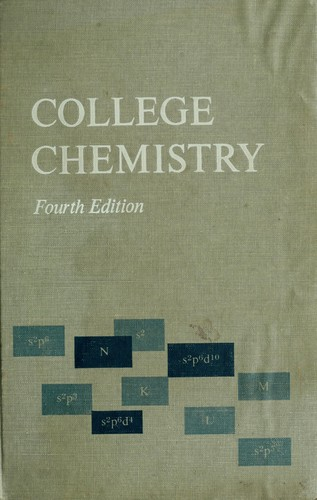 College chemistry by G. Brooks King