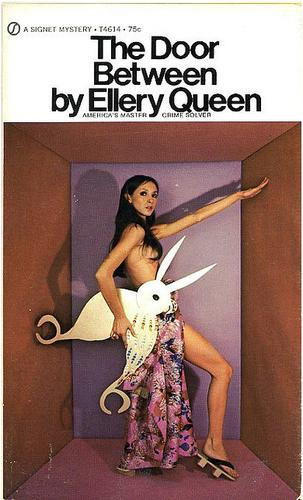 The Door Between by Ellery Queen
