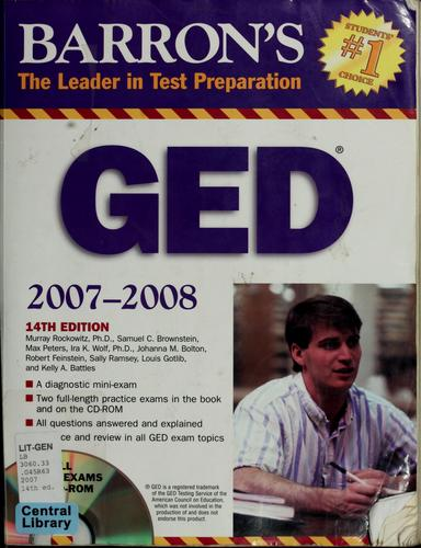 GED by Murray Rockowitz ... [et al.].