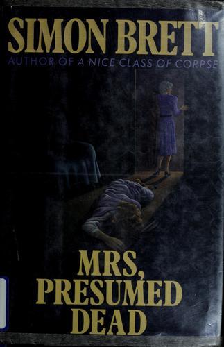Mrs, presumed dead